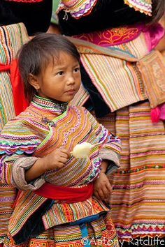 vietnamese tribal embroidery - Google Search