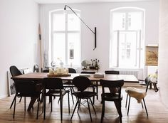 FvF Apartment via HEIMELIG blog