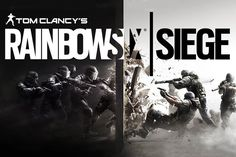 Rainbow Six Siege enters Year Ubisoft has announced couple of changes the game's pricing structure which includes removing one edition of the game and replacing it with a more expensive one. Tom Clancy's Rainbow Six, Love Rainbow, Xbox One Games, Ps4 Games, Geek Art, Nerd Geek, Siege Operators, Video Game Art, Video Games