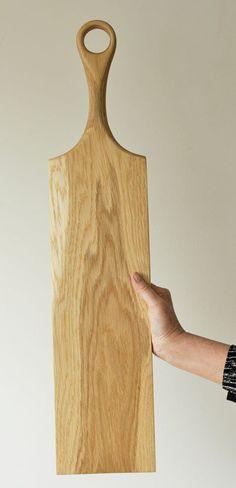 Beautiful board of oak ready for our customer. #oak #woodenboards #handmade #design #meidur #