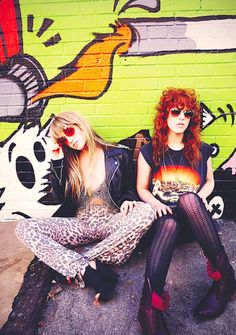 Gig review | Deap Vally