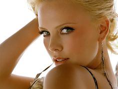 Not only is Charlize Theron a wonderful actress she is also stunningly beautiful!
