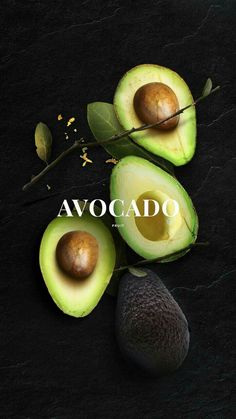DAY AGUACATE 🥑 Avocado or alligator pear also refers to the fruit, botanically a large berry that contains a single seed. It is native to Mexico and Central America. Avocados are commercially valuable. Food Styling, Ed Wallpaper, Avocado Dessert, Avocado Food, Avocado Brownies, Avocado Salat, Fruit Photography, Vegetables Photography, Photography Gallery