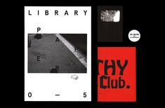 Library Paper | Issue 06 – The New Available Now