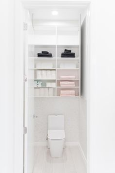 Make the most of your small bathroom with a storage upgrade from California Closets! Closet Storage Systems, Closet System, Closet Organization, Storage Solutions, Zen Bathroom, Bathroom Storage, Small Bathroom, California Closets, Small Space Storage