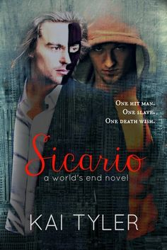 book review of sicario by kai tyler world's end lgbt gay mm romance dystopia