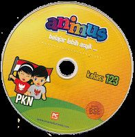 CD ANIMUS PKN  KELAS 1, 2, 3  SD/ MI