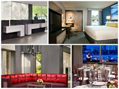 Royal Sonesta's Boston Hotel in Downtown Cambridge offers great amenities with mesmerizing views of Charles River, Cambridge and the Boston Skyline Boston Skyline, Boston Travel, Boston Area, Stay The Night, Outlets, Beverage, Hotels, Dessert, Dinner