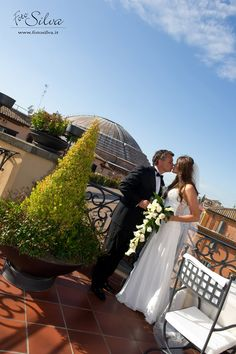 Omg its me! loved our wedding planner! Anthony in Zena! A symbolic wedding on a roof top restaurant in Rome