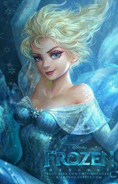 """"""" Queen Elsa. """""""