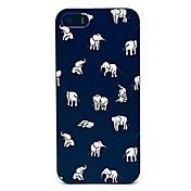 Indian Elephants Pattern Hard Case for iPhone... – AUD $ 2.46