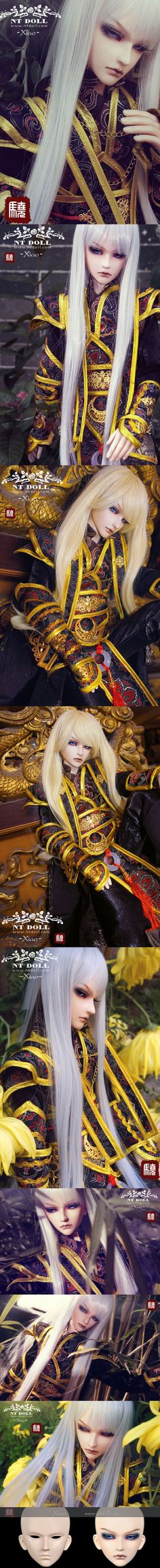 BJD Xiao 62cm Boy Ball-jointed doll