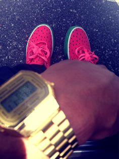 Watermelon #Vans