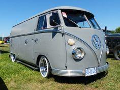 1965 VW Panel Bus