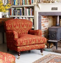 Clifton | Linwood Fabrics & Wallpapers. A collection of timeless chenille tapestries.