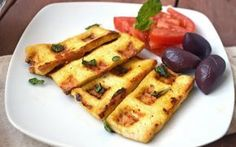 Vegan Tofu Halloumi | One Arab Vegan