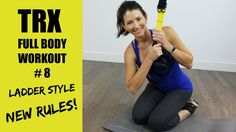 TRX Full Body Workout #8 - Ladder Style!