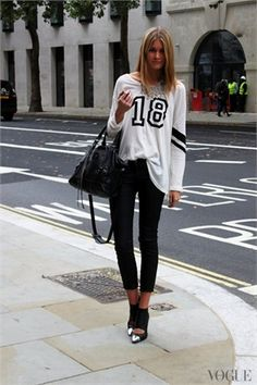 London - click on the photo to see more street style inspiration...so cute