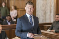 EXCLUSIVE: Chicago Justice star Philip Winchester is returning to the Dick Wolf NBC universe with a co-starring role on veteran Law & Order: SVU. Winchester will reprise his character from Chic… Joelle Carter, Philip Winchester, Sullivan Stapleton, Nbc Series, Chicago Justice, Chicago Med, Chicago Fire, Upcoming Series, Nbc Tv