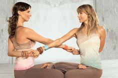 Die besten Yoga-Übungen von Ursula Karven #ursulakarven #yoga #flowyoga #fitforfun