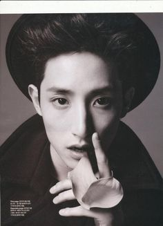 Lee Soohyuk - Korea Magazine 1104