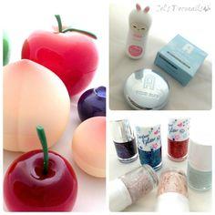 Favourite cosmetics brands - Tony Moly