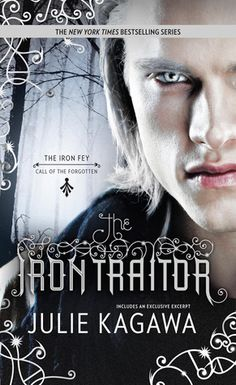 Book Review:  Iron Traitor by Julie Kagawa - Alexia's Books and Such