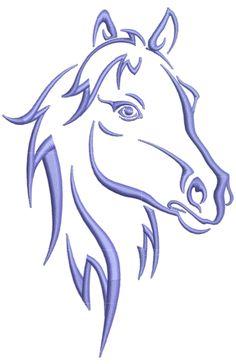 HORSE Horse Drawings, Pencil Art Drawings, Easy Drawings, Art Sketches, Horse Stencil, Stencil Art, Stencil Designs, Horse Art, Horse Horse