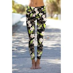 a9ee70019c Black Muse Lucy Printed Performance Leggings - Women Dress Outfits