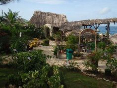 Another beautiful view of Ivan Bar & Restaurant In Negril...some of the best foods away from your hotel