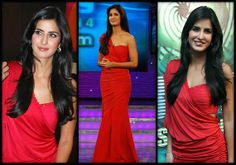 Bollywood divas flaunting curves in saree-gowns (see pics)