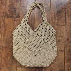Sac crochet - bag hook