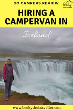 Iceland is such a beautiful country to visit. And travelling around in a campervan was certainly the best way to get about. Read more of my Go Campers review. Includes common questions hiring a campervan, is it big enough, where do you camp in Iceland, sleeping in a campervan? All the information from my experience with Go Campers detailed in this review | #iceland #campervan