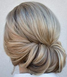 Favorite updo hairstyle