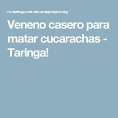 Veneno casero para matar cucarachas - Taringa! Cnc Router, Dyi, Tips, Radios, Facebook, Natural, Flower, Home Cleaning, Cleaning Hacks