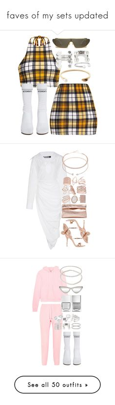 """faves of my sets updated"" by ashantiannasmith ❤ liked on Polyvore featuring Vetements, Delfina Delettrez, Jacquemus, Anita Ko, Carbon & Hyde, Anne Sisteron, Marie Turnor, Sophia Webster, Suzanne Kalan and Jennifer Meyer Jewelry"