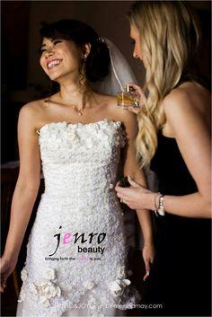 Celebrity Hair and Make-up artist Bridal Makeup, Wedding Makeup, Bridal Hair, Strapless Dress Formal, Formal Dresses, Wedding Beauty, Celebrity Hairstyles, Big Day, Lashes