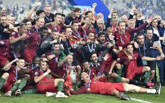 Campeão europeu 2016