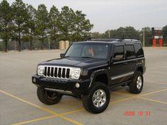 rubiconcommander 2006 Jeep Commander 12199550