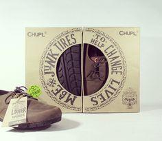 CHUPL — The Dieline - Branding & Packaging
