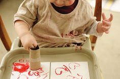 Rust & Sunshine: Heart Stamps Nice easy instructions for this one.