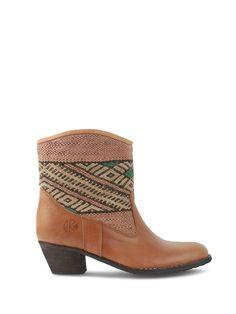 | kiboots | 'inez' ankle boot - size 39 {8}