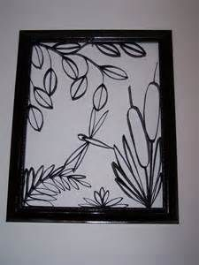 Toilet paper roll art.Dragonfly. (this looks like a stain glass ...