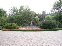 patrząc w jedną stronę: Park im. Stefana Żeromskiego