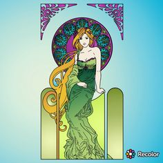 Creation by jenny137, coloring page from the gallery Architecture and Living
