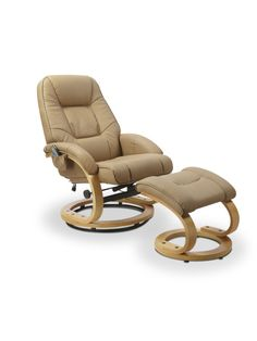 Matador Electrically operated armchair with massage function - Sofas beds furniture shop Oslo Norway
