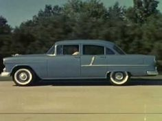 1955 Chevrolet commercial.