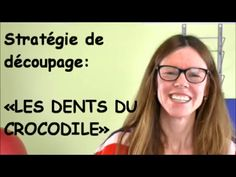 Apprendre à découper entre «LES DENTS DU CROCODILE» : à dessiner au début des lames pr obliger à ouvrir gd la bouche du croco