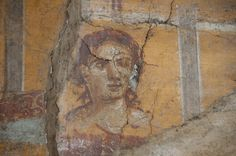 Art you can find in Pompeii, one of the biggest tourist destinations. Photo by Heleen Kwant  Just Go Places   Share Travel Experience
