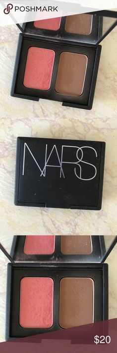 Nars orgasm blush and shadow Nars orgasm blush and shadow  80% new NARS Makeup Blush